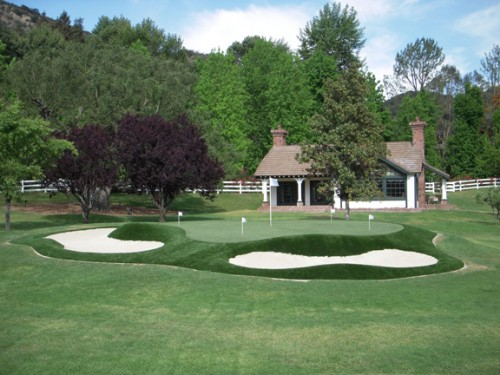 Synthetic Golf Turf Custom Putting Greens In Raleigh Nc